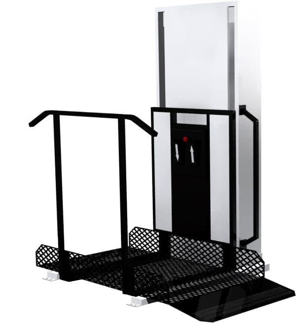 Wheelchair Platform Lift | Scooter Lift