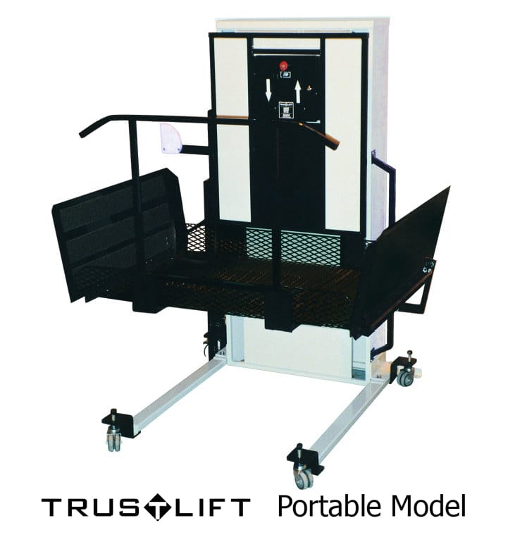 Portable Wheelchair Lift | Scooter Lift