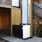 Vertical Platform Wheelchair Lift