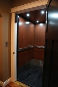 Stratus Home Elevator for Bungalow