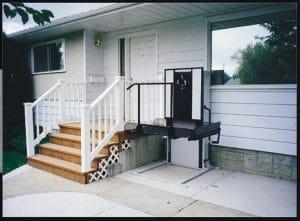 Wheelchair Porch Lift
